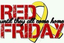 Red Friday / by Sarah Dorothy