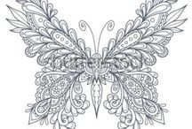 Quilling Patterns / by Lisa Atherton Stunger
