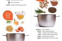 Recipes / by Niti