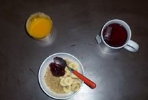 What I ate for breakfast / by John Williams