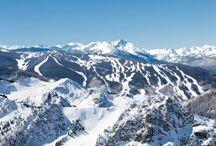 Favorite Ski Resorts / Jesse Csincsaks Favorite Ski Resorts / by Jesse Csincsak