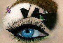 Maquiagem Artística / by Julia Freitas