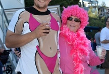 Partying in PINK for BCRF / by The Pink Boat