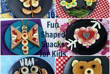 Kids snacks / by Jennifer Ortiz