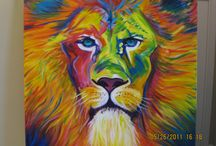 Lions / by Barbara Fink