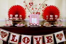 Be Mine Valentine / Chocolate, hearts, homemade goodies.  Cupid draw back your bow! / by Jessica Morris