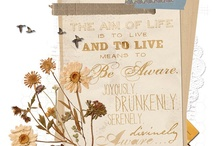 Inspiring Quote Images / by Korii Scrivener