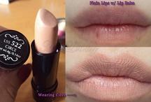 Make Up  / by Roxie Santos