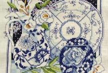 Needle Arts: Cross Stitch & Petit Point 3 / by Dulce RL