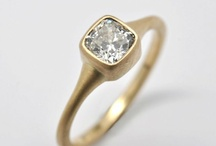 Ring ideas.... Cuz I've been waiting forever for the perfect ring!  / by Janet Linebaugh