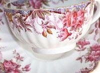 Tea time / by Melanie Belisle Maquilleuse