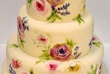 Cakes / by Holly K. Weesner