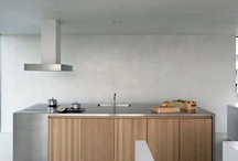 Cool Kitchens / by Anushé Low