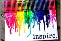 Craft Ideas / by Chelsea Kegler