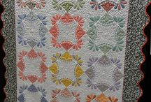 Quilts: Nine Patch & Beyond / Nine Patch refers to the number of Block on a Quilt or to the number of Squares on a Block.  Because beds have grown bigger, quilt will go beyond nine and up to hundreds, depending on the quilt design.  ~ * I review my boards frequently, eliminating duplicates or items that no longer interest me and pining new treasures as I encounter them.*  / by AgnesEthel QuiltPox