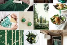 Pinsperation: Evergreen / All things that inspire us based on Evergreen from our Colors Collection.  / by Chalkboard China