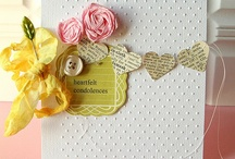Scrapbook and Card Ideas / by Julie O'Day Whitt