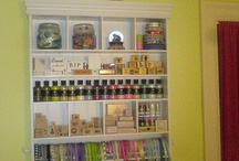 Craft Rooms / by Weethreedesigns