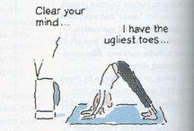 Yoga Humor / by Share Yoga
