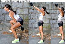 Exercise  / by Kim Sandborn