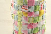 crafting - fabrics / by priscilla aguila