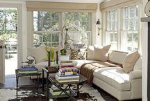 Patio, Sunroom, Porch / by Green Street Blog