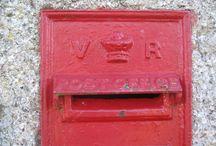 Post Boxes / by Jill Donaldson