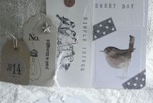 paper tags wrap part 2 / by Tonya Grimm