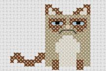 cross stitch / by Racheli Zusiman