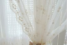 Curtains / by MaryAnn Urbanik