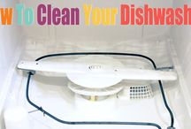 cleaning tips / by Deb Jansen