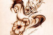 Tattoos / by Kendra Grant
