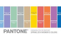 Pantone Spring 2014 / by BeautyBay