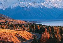 NEW ZEALAND Put it on your bucket list / by Jo Kirk