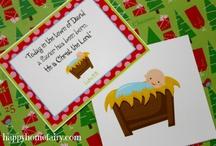 Christmas Printables / by Sharon O.
