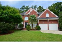 SOLD: 103 Woodmark Ct, Chapel Hill / Elegant brick home perfectly located between UNC, Duke, and convenient to RTP. / by Rhonda Stults, Realtor