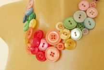 BUTTONS / by Anne