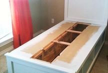 Furniture Renovations / by Amie Herring