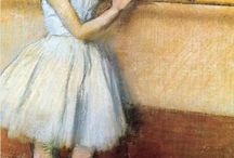 degas / by Anne Woodard