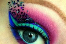 fantasy makeup / by Brei Holmes