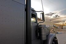 Big trucks / by Emily Dudock
