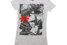 Band T-Shirts & Music Fan Apparel / by Despina Drinkwater