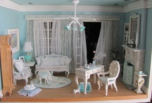 1/2 Scale Miniatures for my new Mini Home / by Mee Maw Dorothy