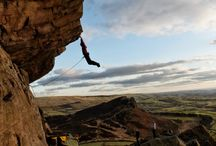 Climbing / by Shandie Wiedbusch