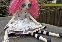Getting Creative - Creative Dolls / Creative Dolls Poupées / by Sophie Massé