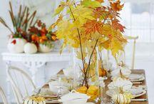 she loves autumn.  / by Jess Mueller
