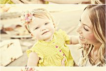 {Pictures} Mommy and Me ideas / by Angel Hudson
