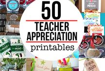 Printables / by Michelle Ward