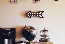 ||decorations|| / by Torrie Trowbridge