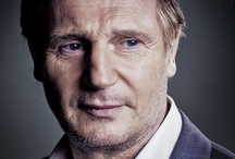 Liam Neeson / This guy, though. So humble, so talented, so sweet / by Sarah Hamlin